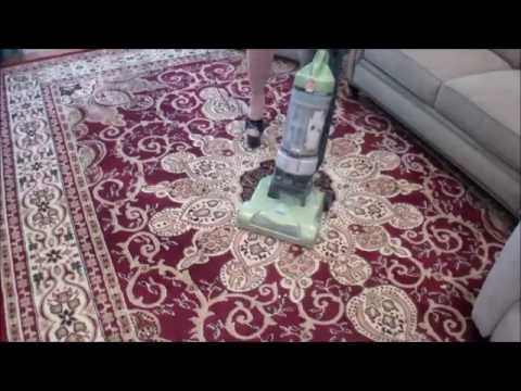 Vacuuming in 5″ High Heels Plateau Shoes