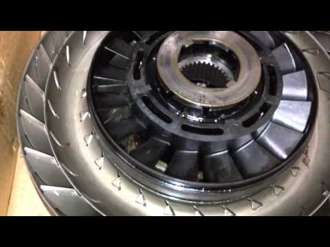 Inside View of a Torque Converter William's 1967 GTA Mustang – Day 26