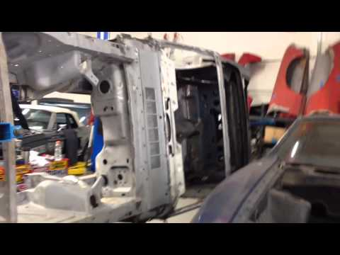 Blasting DONE Anna's 1965 A Code Mustang Convertible – Day 25 – Part 2