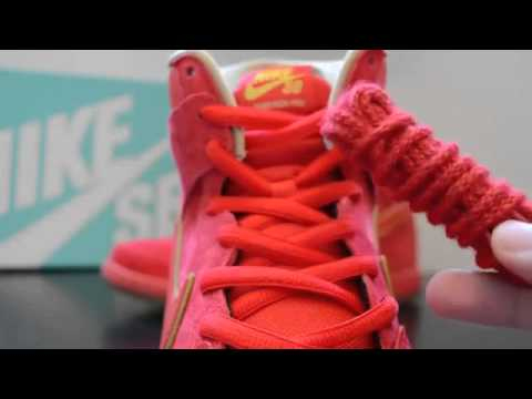 Cheap Wholesale  Red Packet  Nike Dunk High Premium SB   Year of the Horse C