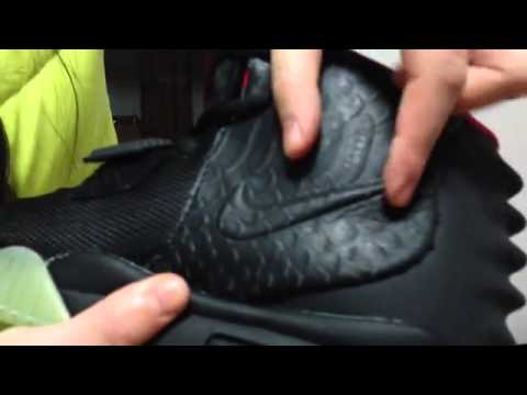 Cheap Wholesale 2014  Nike Replica Super Perfect Yeezy 2 Newest Version Solar Red Revie