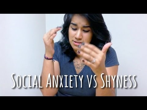 Social Anxiety vs Shyness | ChaseHappyness