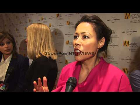 INTERVIEW: Ann Curry talking about having all of this pow…