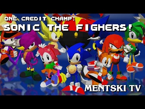 One Credit Champ, Episode 42 – Sonic The Fighters