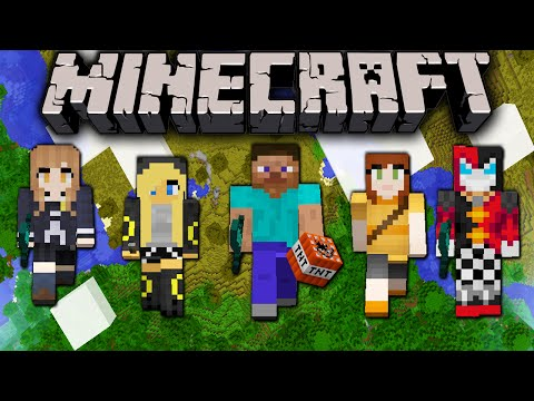 Minecraft 1.8 Snapshot: Faster Game, Slim Player Arm Model News, Powerful TNT, Quick World Loading