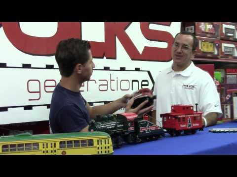 Polks Generation Next – Scott Polk From Aristo Talks About His New G Scale Company