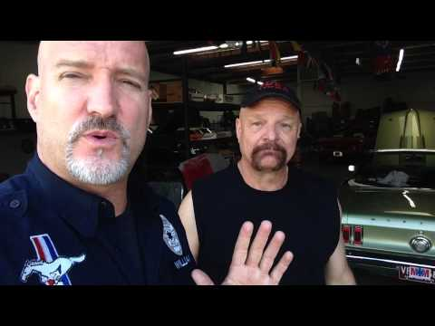 Make Good 351 Windsor Bob's 1969 GT Convertible – Day 140 Part 1