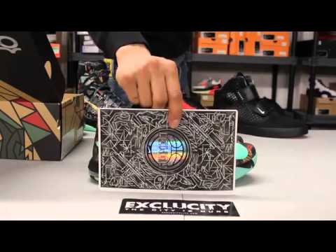 Nike 2014 New KD VI AS  Illusion  Unboxing Video