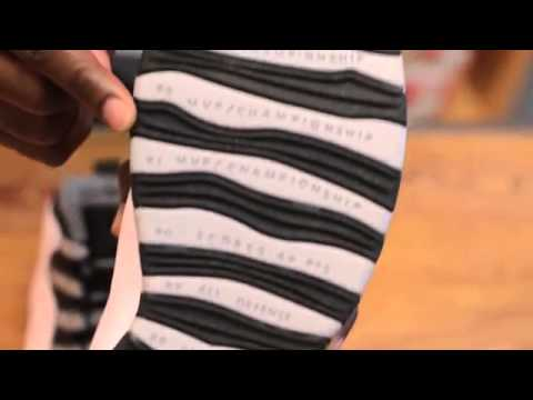 Cheap Wholesale 2014  Nike Air Jordan X 10 Steel Grey Unboxing and On Feet Review HD