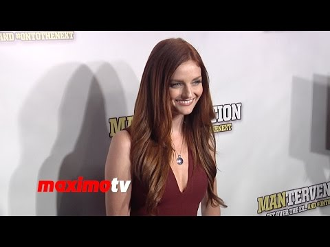 Lydia Hearst | Mantervention Premiere | Red Carpet