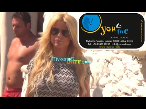 Victoria Silvstedt tops any 20-year-old!