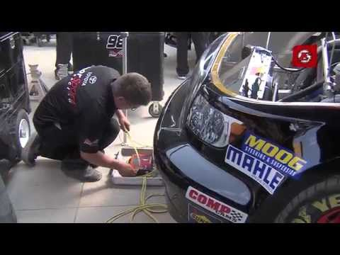 7.22.14 Tuesday Night Tailgate: NASCAR Tech Inspection     Open Garage     Dirt Late Model Feature