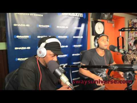 """John Legend Gives Thoughts on Interracial Dating & Plays """"Legend or Loser"""""""