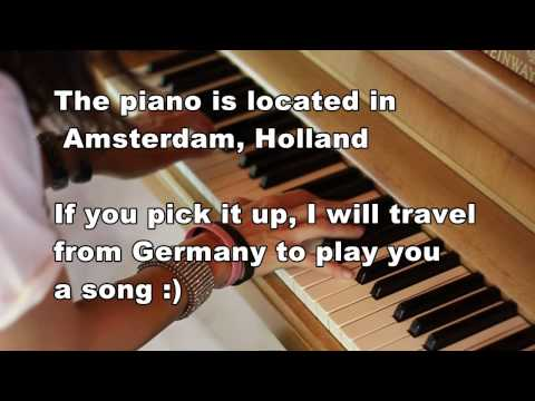 my steinway piano is on sale, check it out