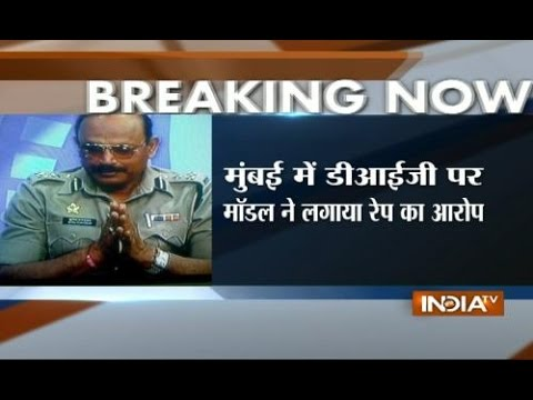 Mumbai: Model accuses IPS officer of rape