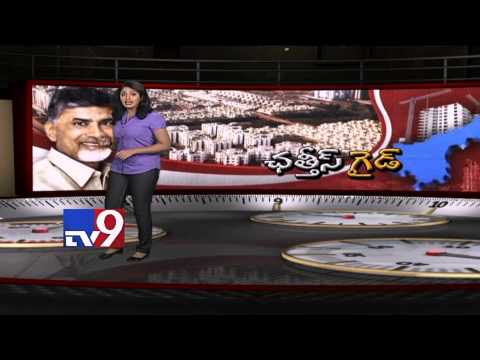 A.P's new capital to be modelled on Chattisgarh's Naya Raipur? – 30 minutes – Tv9