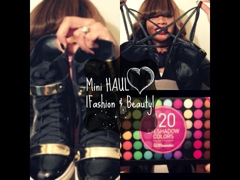 Mini Haul |Fashion and Beauty|