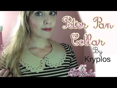 Fashion: Peter Pan collar by kryplos