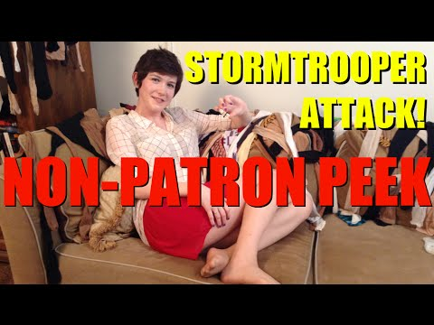 """NON-PATRON PREVIEW: """"Attack of the Hose!"""" 