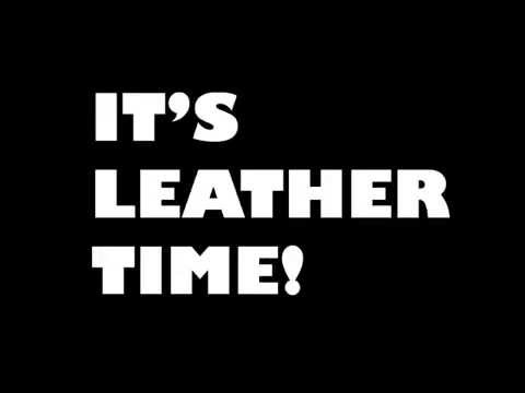 It's leather time! – Alex Partal