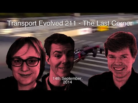 Transport Evolved News Panel Show Episode 211: The Final Turn