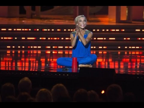 Miss New York Uses Plastic Red Cup to Win Miss America Title