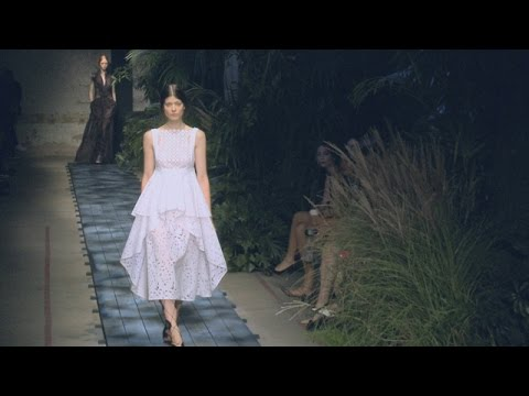 Day 4 Highlights with Laura Bailey: London Fashion Week SS15