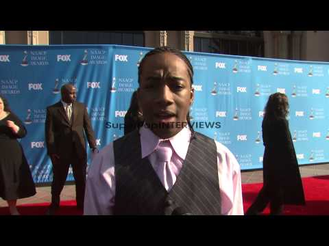 INTERVIEW: Lil JJ on his role models at the 39th Annual N…