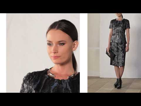 BCBGMAXAZRIA Trend Styling Video |  THE INFLUENCER