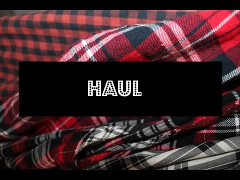Nothing to Wear || Clothing Haul Fall 2014