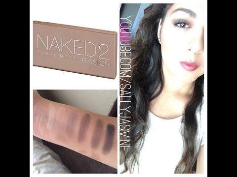 Urban Decay Naked Basics 2: Review and swatches!