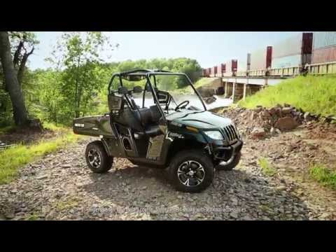 2015 ProwlerHDX Overview