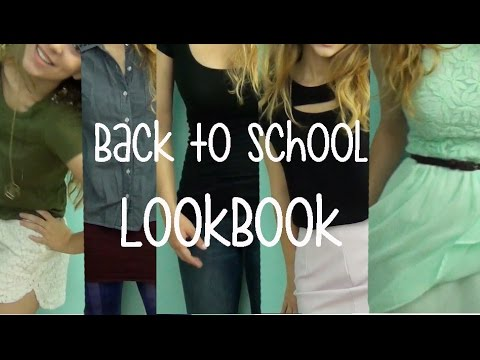 Back to School Lookbook | Megilee