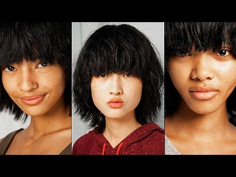 These Models Wore No Makeup, And Were Absolutely Beautiful