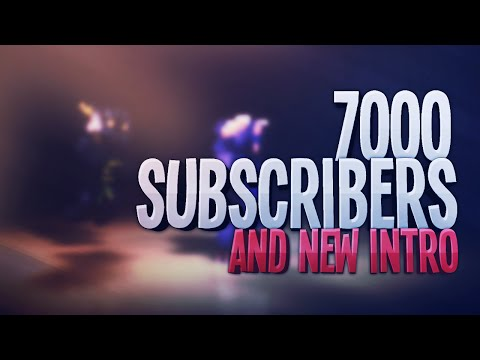 Amazing New Intro! Thanks For 7k Subscribers! [HD] l SuchSpeed