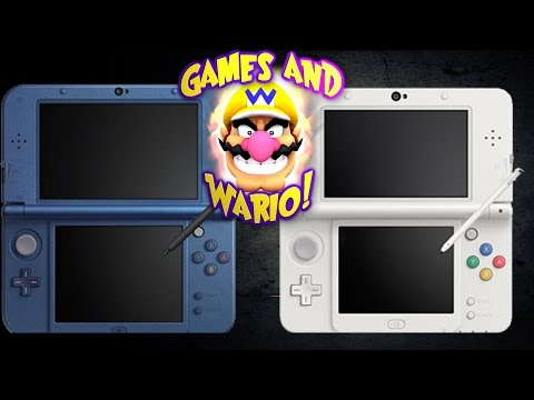 G's&W: My Thoughts On The New 3DS. Bad Timing Nintendo