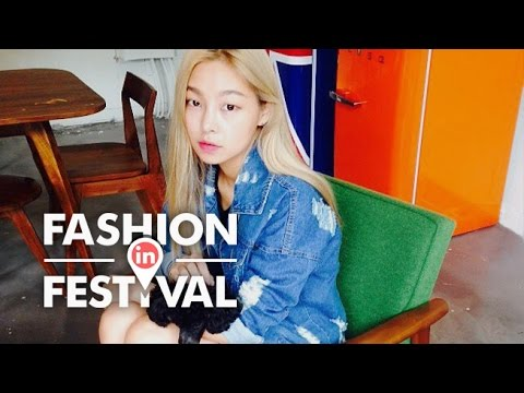 [Fashion In Festival]Heineken STARDIUM with Model Hena on 27th september!Teaser. 송해나와 함께하는 패션인페스티벌!)