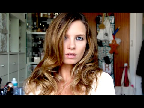 Hair How To: Glamorous Waves | A Model Recommends