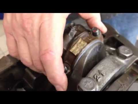 Piston rod Oscar's 1967 Early Year Shelby GT350 Mustang Fastback – Day 32 – Part 3