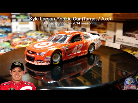 Now That's What I Call A Paint Scheme #9 (Kyle Larson Rookie Car Target / Axe)