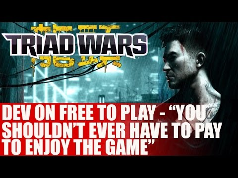 """United Front Games Discuss Triad Wars' F2P Model – """"You Shouldnt Ever Have To Pay To Enjoy The Game"""""""