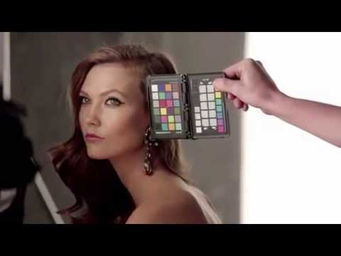 Karlie Kloss: behind the scenes with the new face of L'Oreal Paris