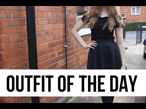 Outfit Of The Day | Jellied Killjoy