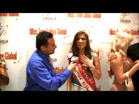 Joey Valdez Interviews Daisy Gomez Winner of 3rd Annual Mrs Latina Global 2014