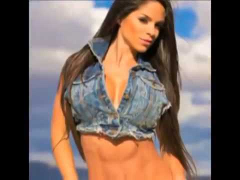MICHELLE LEWIN   Fitness and Bikini Model   Modelling, Backstage's Videos and Interview @ Venezuela