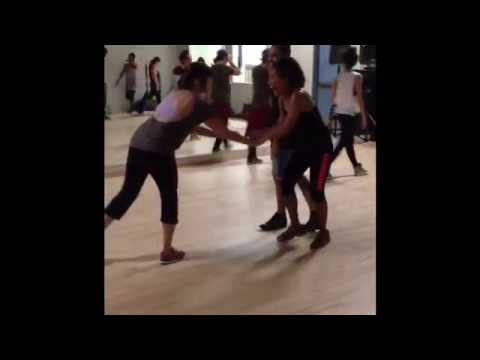 Hip Hop Dance Class at Edge Studios- Hollywood