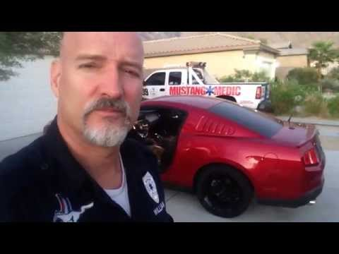 Drew's 2010 Ford Mustang another test drive recommend exhaust
