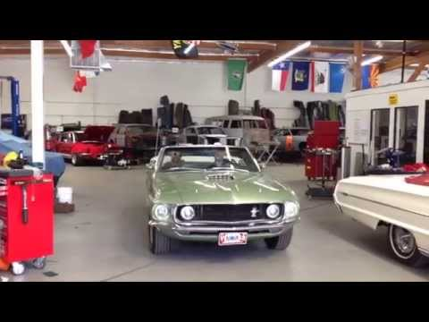 Bob's 1969 Mustang GT Matching Numbers Ford Mustang – Day 162 – Part 3