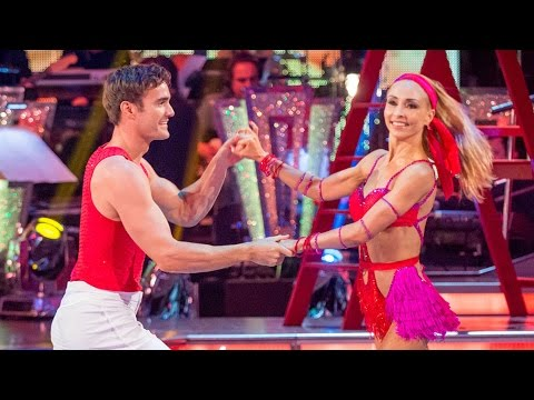 Thom Evans & Iveta Lukosiute Salsa to 'Hot Hot Hot' – Strictly Come Dancing: 2014 – BBC One