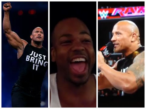 The Rock Returns to WWE Monday Night Raw 10/6/14 LIVE REACTION!!!